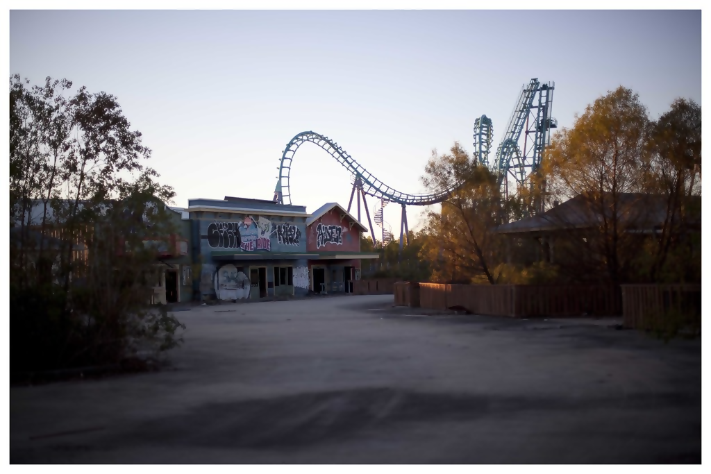 old six flags of new orleans