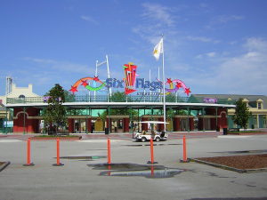 the old six flags new orleans