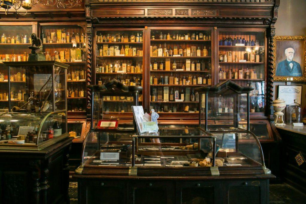 photo of the pharmacy
