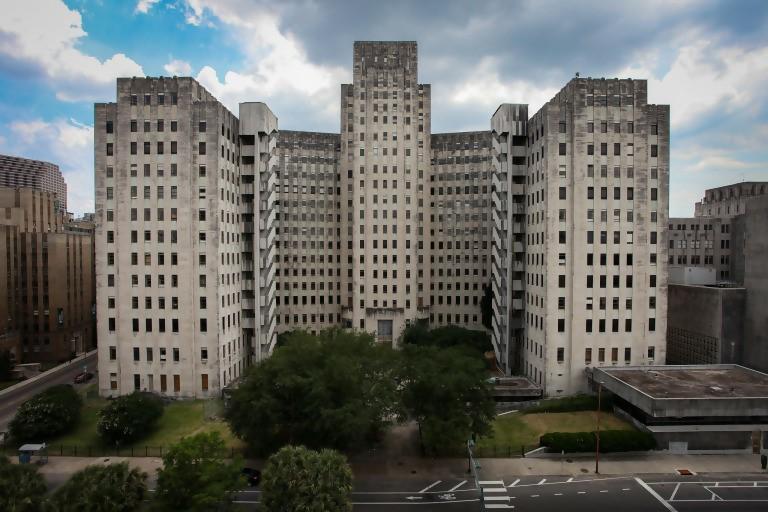 Charity Hospital - Photo