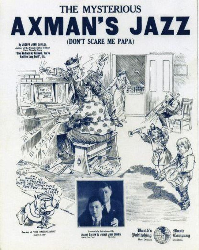 The Axeman Of New Orleans - Photo