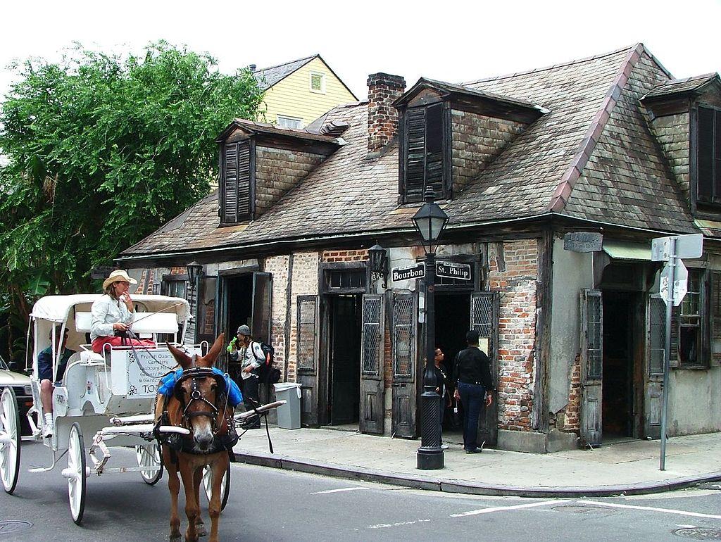 Lafitte's Blacksmith Shop – Phantom Pirates & Ghostly Contraband - Photo