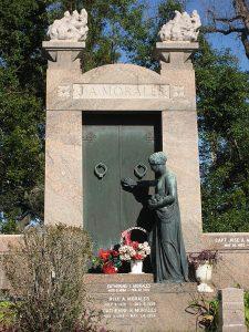 Josie's Tomb