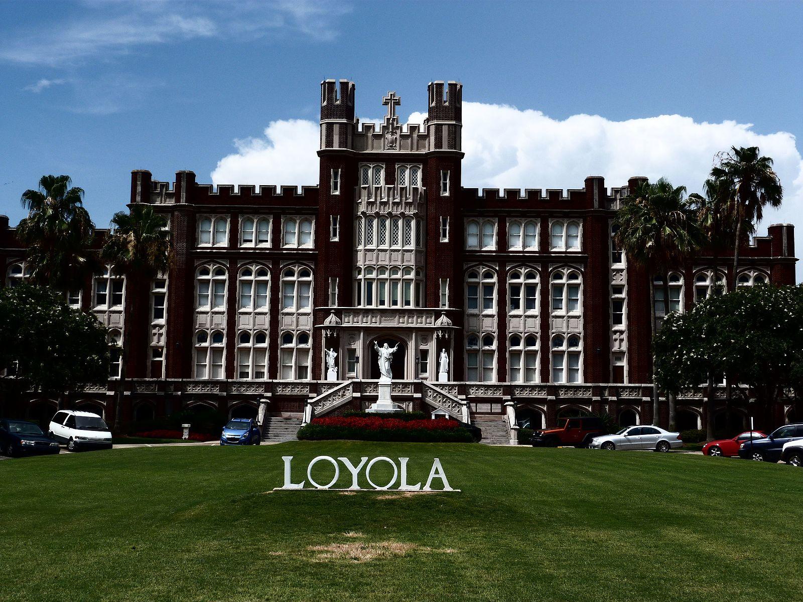 The Hauntings at Loyola University - Photo