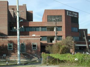 The Ghosts of Lindy Boggs Medical Center - Photo