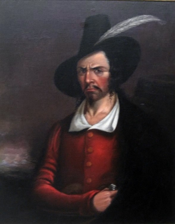 The Ghost of Jean Lafitte - Photo