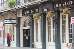 The Court of Two Sisters - Photo