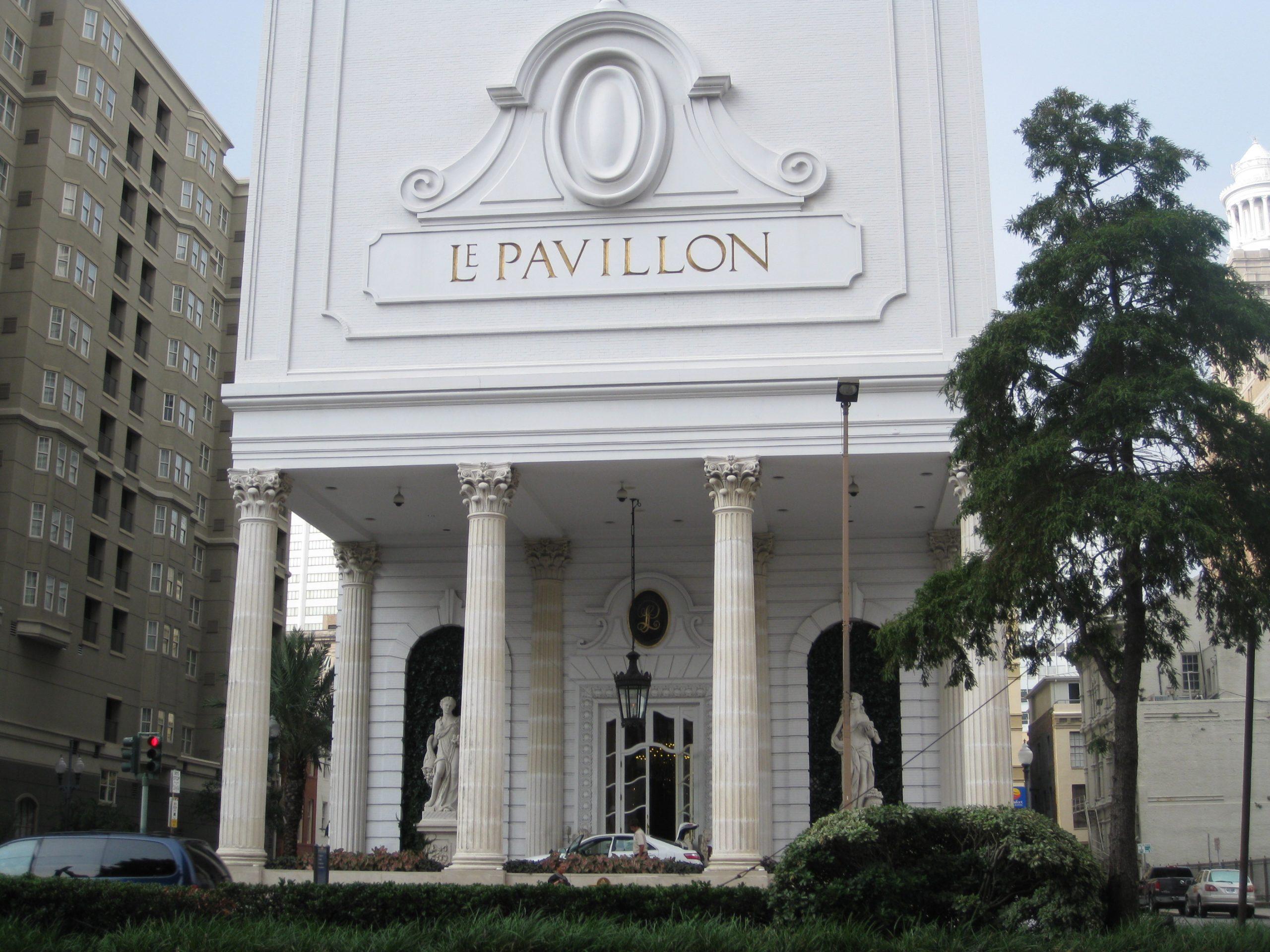 Le Pavilion - Photo