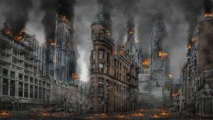The Great Fires of New Orleans - Photo